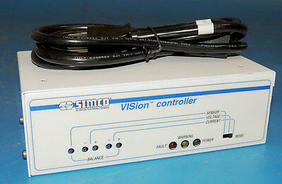 Simco Vision Controller Power Supply for Ionforce Ion Bar Ionizer Lab Cleanroom