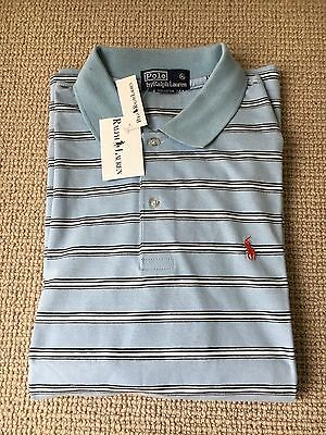 New With Tags POLO By Ralph Lauren Men's Polo Top Shirt Size XL