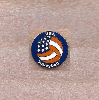 Usa Volleyball Federation Official Pin Old