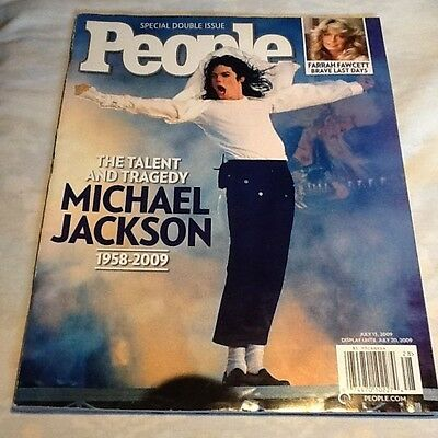 2 Magazines - SPECIAL ISSUES - US Weekly Magazine &  People's Double Issue 2009