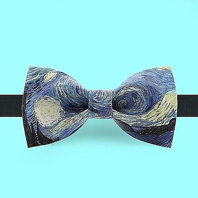 Bow Ties Handmade  Fashion Cotton Bow Tie With Gift Box Both For Men and Women