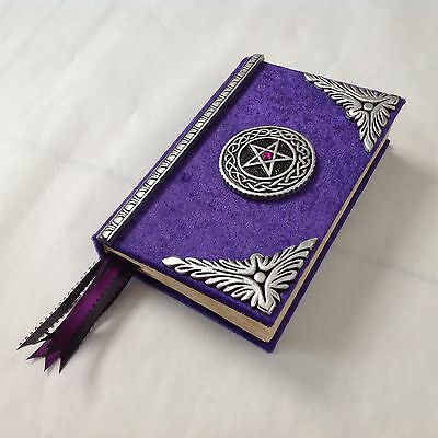 Collectable blank book of shadows Cert   # 230