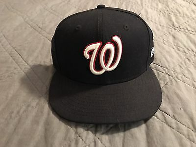 New Era Washington National 59 Fifty Size 7 1/4