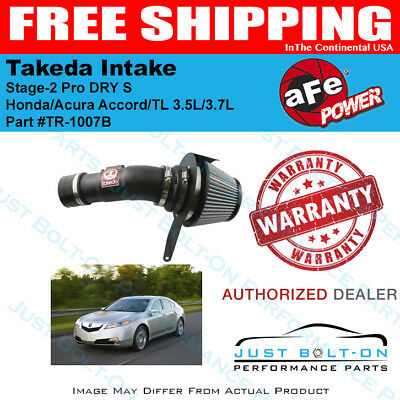 TAKEDA Stage 2 Cold Air Intake Kit fits 09-12 Acura TSX 2.4L TL-1002P