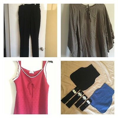 Size 14 Maternity Clothes Bundle