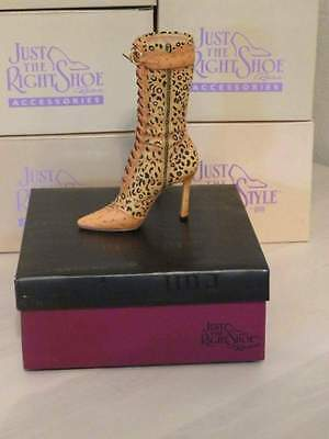 Just The Right Shoe - Untamed - Boxed - No 25159