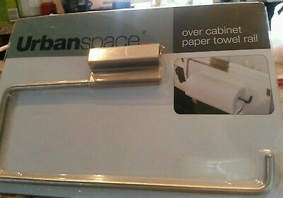 OVER DOOR PAPER TOWEL HOLDER NEW in pack