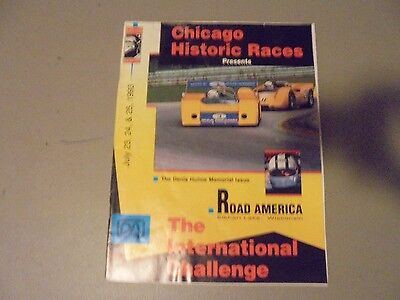 July 23-25,1993 Chicago Historic Races,road America Elkhart Lake,wisconsin,ira,i