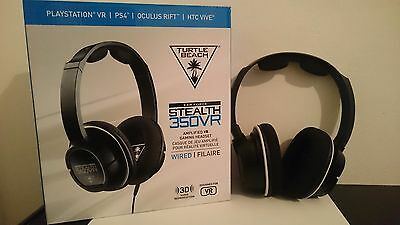 Turtle Beach Stealth 350VR Cuffia di Gioco - PlayStation VR / PlayStation 4