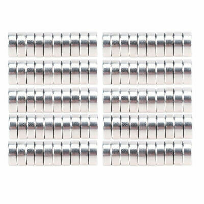 1/50/100pcs Super Strong Round Cylinder Magnets N35 8mmx3mm Rare Earth Neodymium