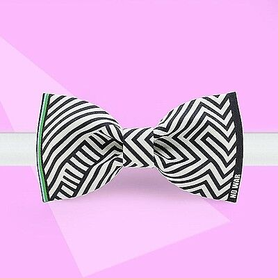 Party Bow Tie  Handmade Cotton Bow Ties With Gift Box Customized Made Acceptable