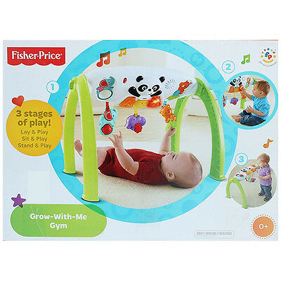 Fisher Price Grow-With-Me Gym