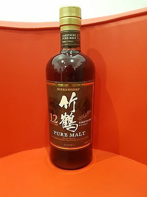Nikka Taketsuru Pure Malt Japanese Whisky 12 YO 700ml 40 % abv