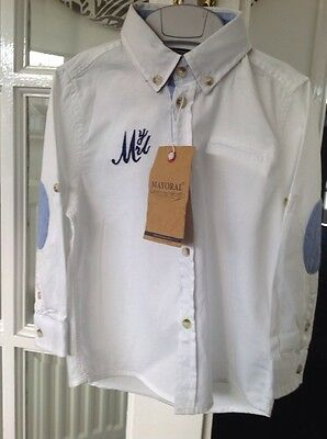 Mayoral Toddlers Shirt, New with Tags, Age 2, Cost £35, Sell £7