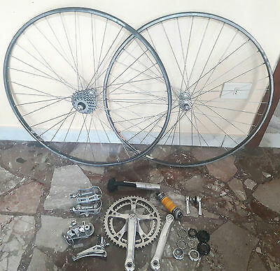 Groupset Part Gipiemme Vintage '80