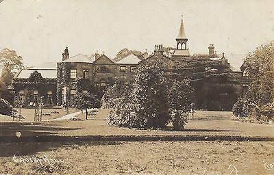 Crosby Hall, Country House, Nr Liverpool, Lancashire. Rp, 1907.