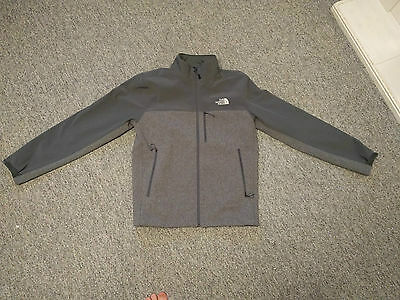 The North Face bionic apex softshell mens size large