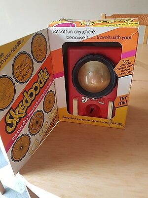 1979 Chad Valley Skedoodle Drawing & Design Machine Boxed Complete Instructions