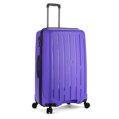 NEW Antler Lightning Purple Spinner Case 78cm