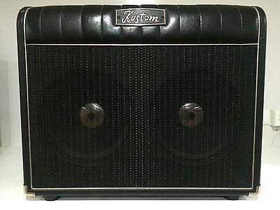 Kustom '36 Coupe 2x10 Electric Guitar Amplifier