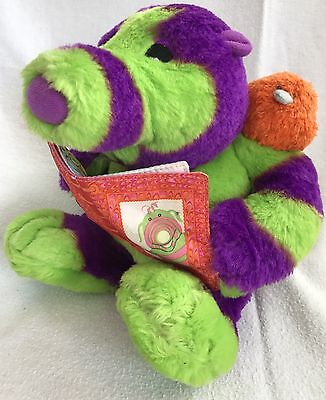 Fimbles 'Roly Mo' Story Time Talking Toy Fisher Price Mattel 2002 Children's TV