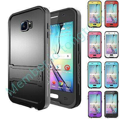 Waterproof Swimming Underwater Shockproof Case Cover For Samsung Galaxy S6
