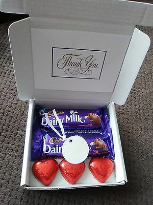 Galaxy small selection chocolate box Thank you gift hamper