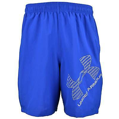 Under Armour Graphic Woven Shorts - Royal
