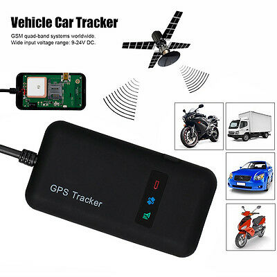 Mini Realtime Car Vehicle GPS Tracker Global GSM Locator Tracking Device