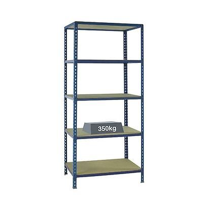 Medium Duty Bays Shelf Size 900x600mm Blue 379624 [SBY22826]