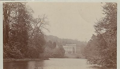 Eywood, Lost Country House, Titley, Herefordshire. Rp, C1910.