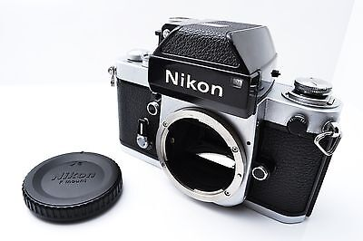 Nikon F2  Photomic A Body Only / 35mm SLR Film Camera From JAPAN #1008