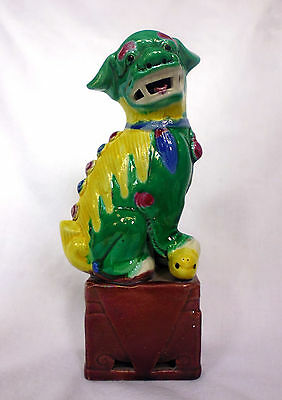 Authentic antique DOG OF FOO. signed & numbered Asian/ Chinese/ Japanese. !!!!!!