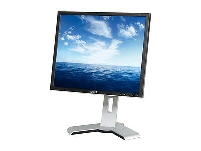 Dell  19-inch Flat Panel LCD PC Monitor .  Comes with original stand