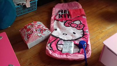 Sac de couchage gonflable Hello Kitty