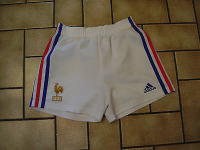 short adidas F.F.F taille 10 ans
