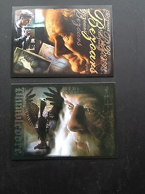 Harry Potter And The Half Blood Prince Chase Trading Cards X2