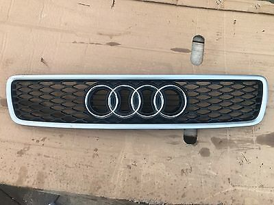 Genuine Audi RS4 B5 S4 A4 Front Hood Grill