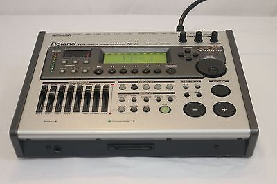Roland TD-20 Electric Drum Brain Module V-Drum TD20 for 30 12 9 8 6V 4 3 CY kits