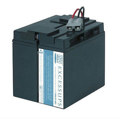 New Replacement Battery Pack For Apc Dell Smart-Ups 1500Va Dla1500