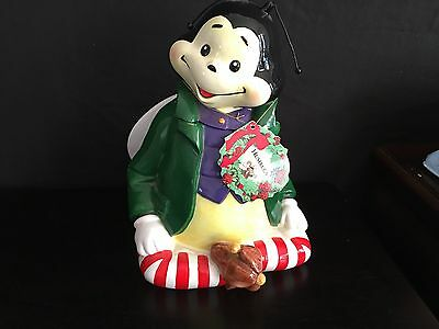 "1998 ""The Humbug"" Cookie Jar by Toby Fraley"