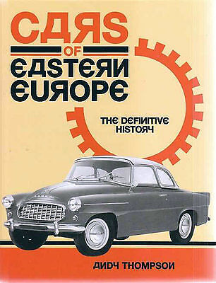 Cars of Eastern Europe: The Definitive History by Andy Thompson (Hardback, 2011)