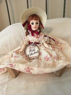 """Vintage Effanbee Doll - Pride Of The South Series -- 12"""" RICHMOND"""
