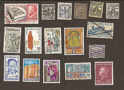 Tunisia. Old and new from misc albums. What you see is what you get!