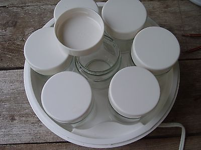 Euro Cuisine YM80 Yogurt Maker PREVIOUSLY LOVED! EXCELLENT COND!