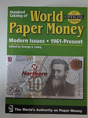 Standard Catalog of World Paper Money modern issues 13th Edition vol.3