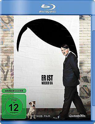 Look Who's Back (2015) IMPORT Blu-Ray NEW - USA Compatible (READ DESCRIPTION)