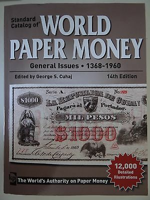 Standard Catalog of World Paper Money general issues 14th edition vol. 2