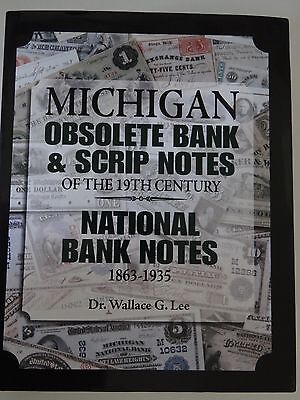 National Bank Notes 1863 - 1935 Obsolete Bank & Script Notes Katalog Michigan