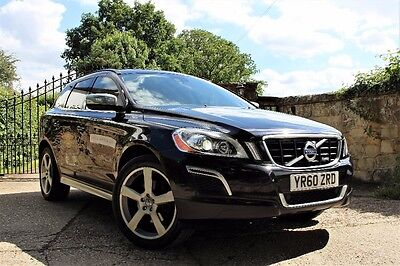 Volvo XC60 2.4 D5 R-Design Geartronic AWD 5dr